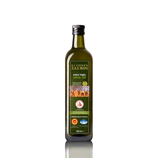 Eleones Zakros Extra Virgin Olive Oil 500 ML